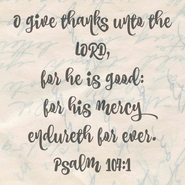 psalm 107 1