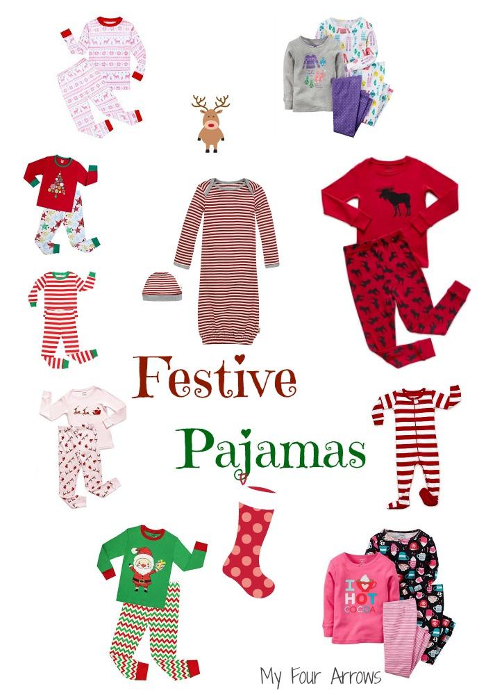 Festive Pajamas