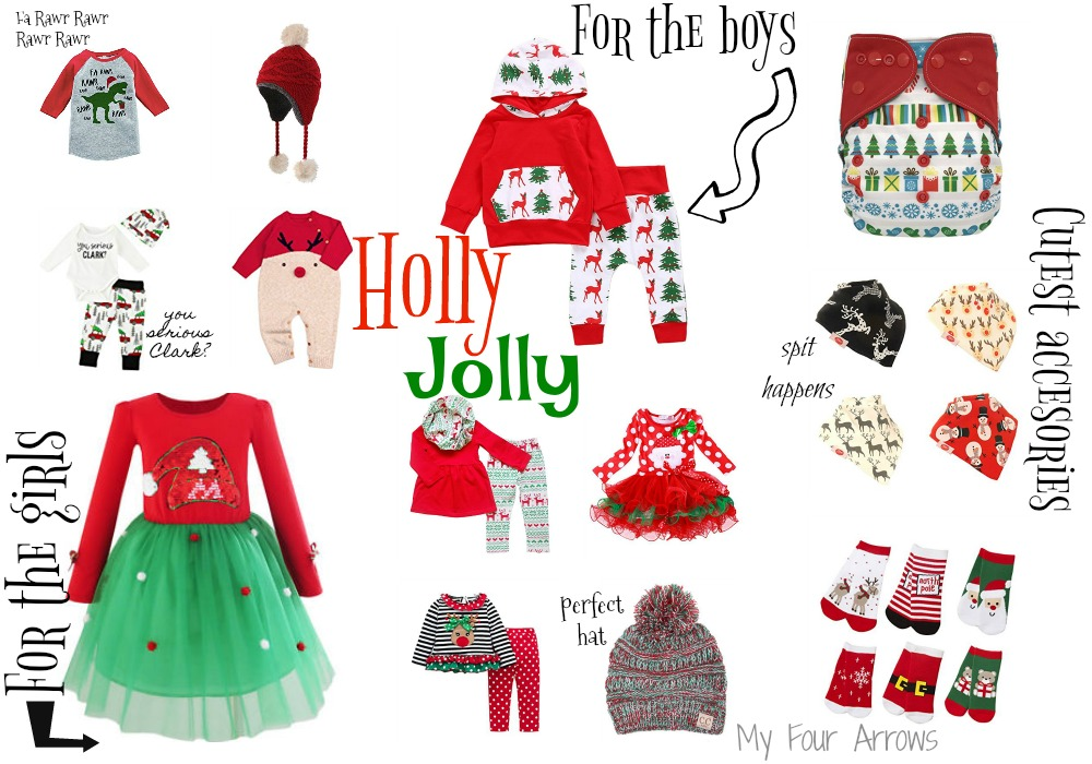 Holly Jolly Outfits