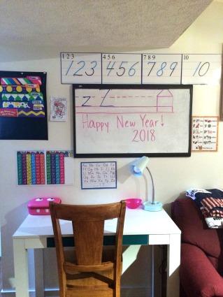 homeschool addi desk