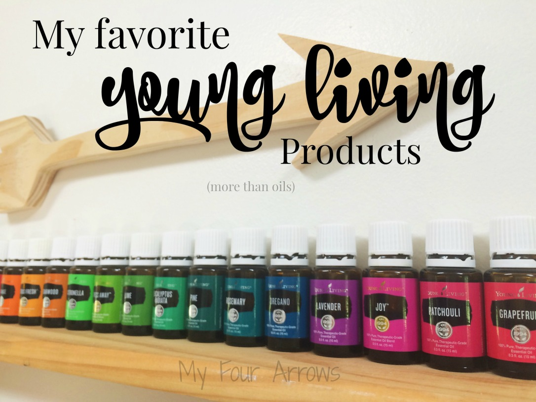 Friday Favorites Oils