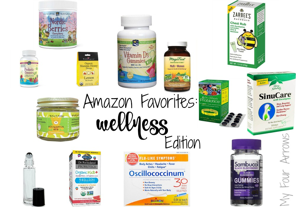 Amazon Favorites Wellness Edition