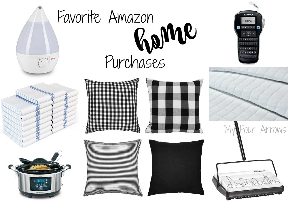 Favorite Amazon Home Purchases
