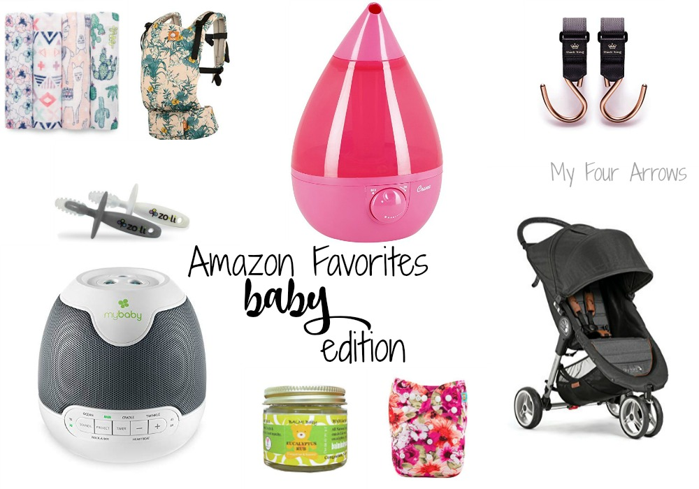 Amazon Baby Faves